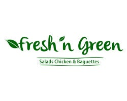 Fresh n' Green Salads