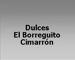 Dulces El Borreguito Cimarrón