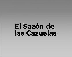El Sazón de las Cazuelas