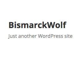 Bismarck Wolf