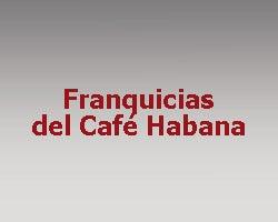 Franquicias del Café Habana