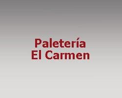 Paletería El Carmen