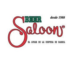 Saloon Beer