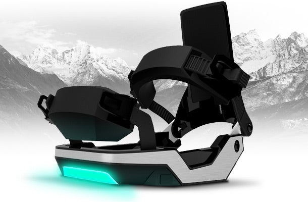 Your Snowboard Is About to Get Smarter