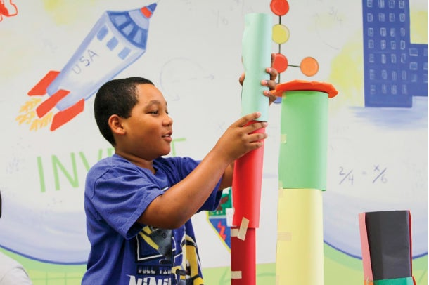 A solid building plan: Engineering for Kids.