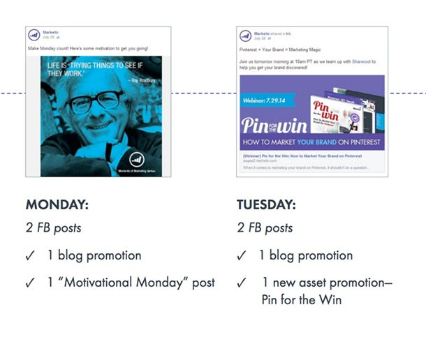 How to Schedule Social Media Content for Next Week, Next Month and Next Year
