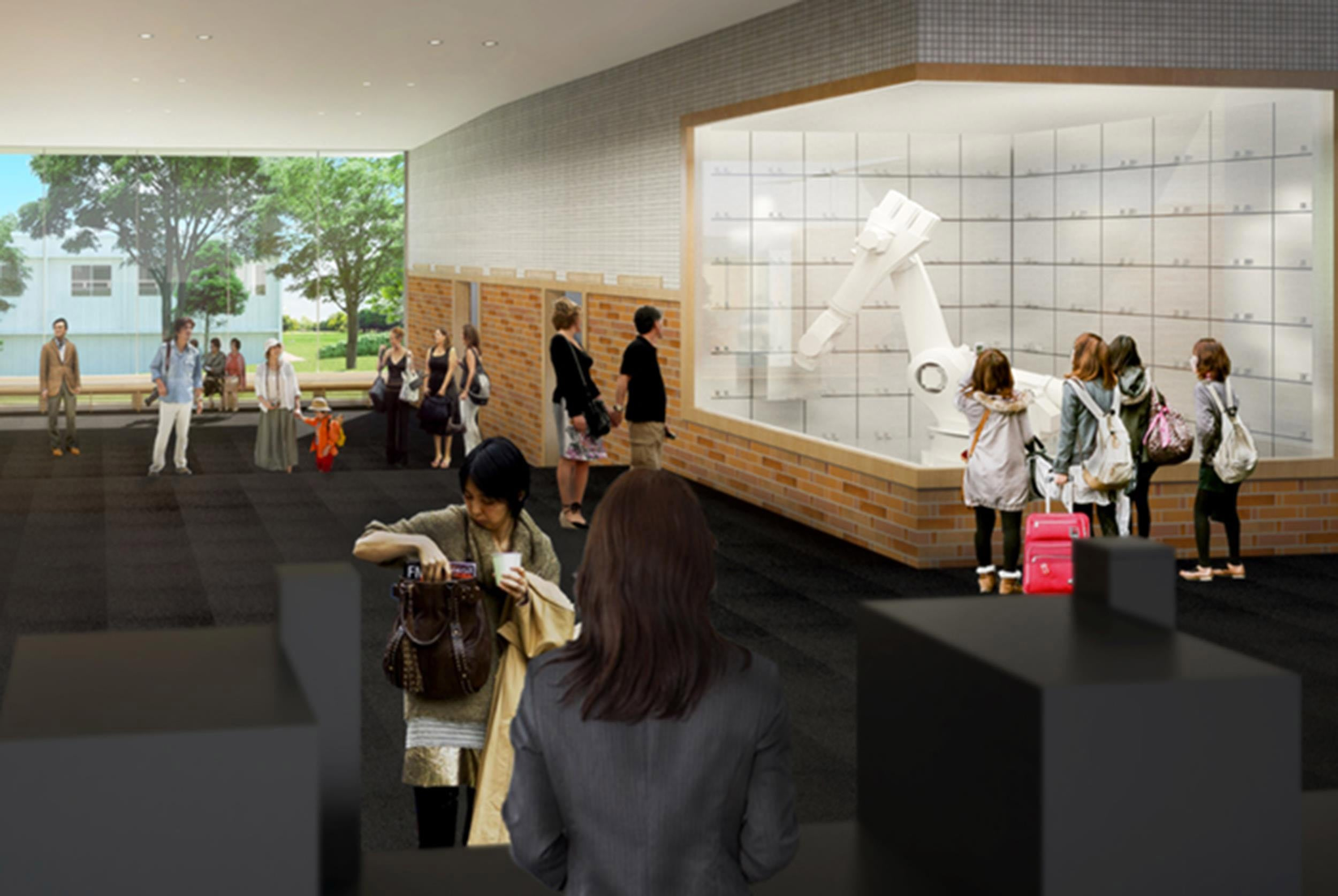 In Japan, a 'Strange Hotel' Will Be Staffed Almost ...