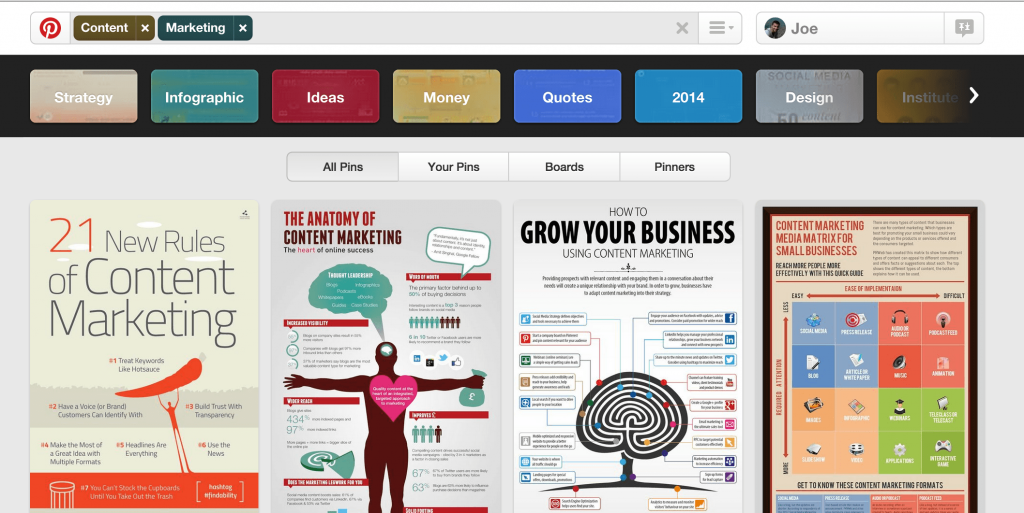 How to Leverage Google+ and Pinterest SearchFinances.