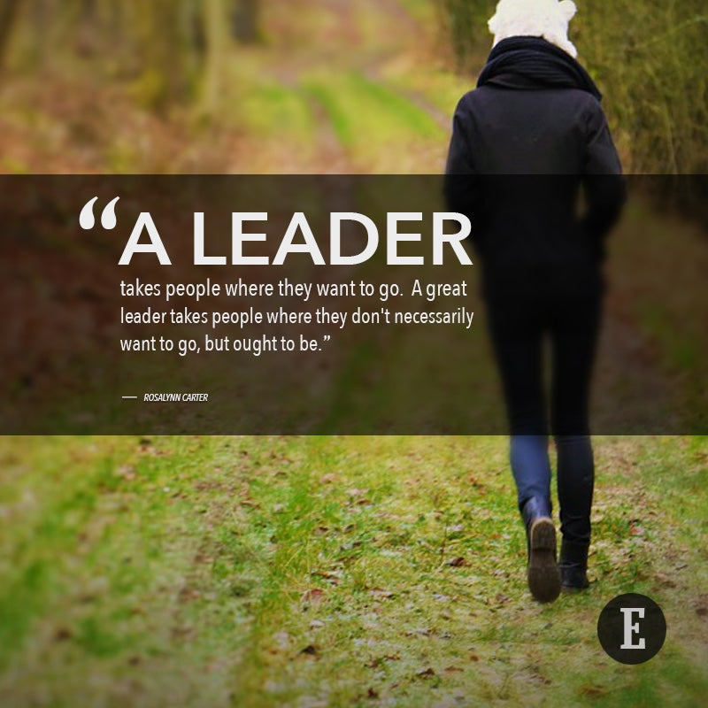 Quotes About Being A Leader. QuotesGram