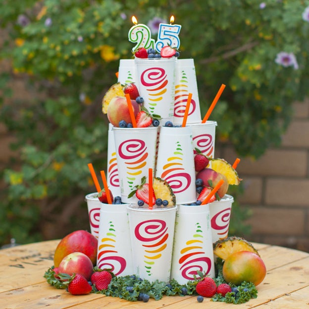 Los Angeles Smoothie: Jamba Juice Is Giving Away Free Smoothies This Thursday