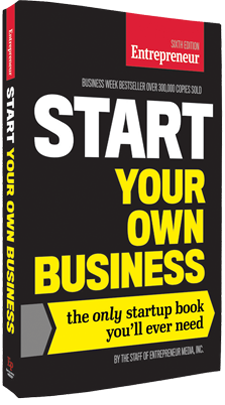 Receive 15% OFF our new edition of Start Your Own Business – Limited time only | https://bookstore.entrepreneur.com/product/start-your-own-business-6th-edition/