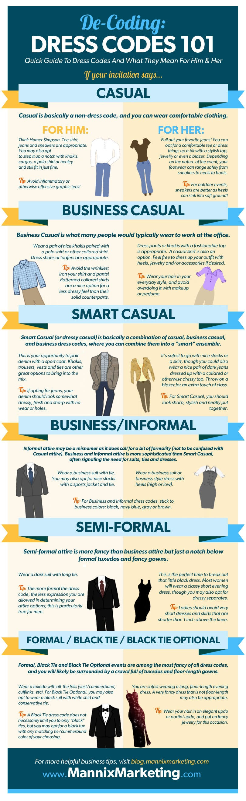 What's the Difference Between Business Casual and Smart Casual? A ...