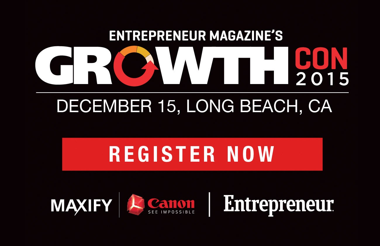 GROWTHCON: A DAY OF IDEAS FOR A YEAR OF SUCCESS
