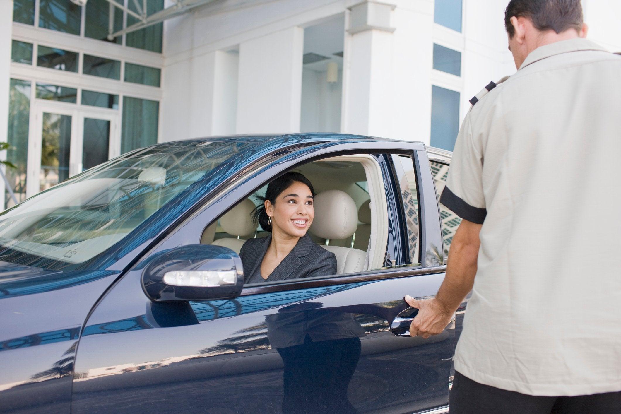 Valet Parking Service