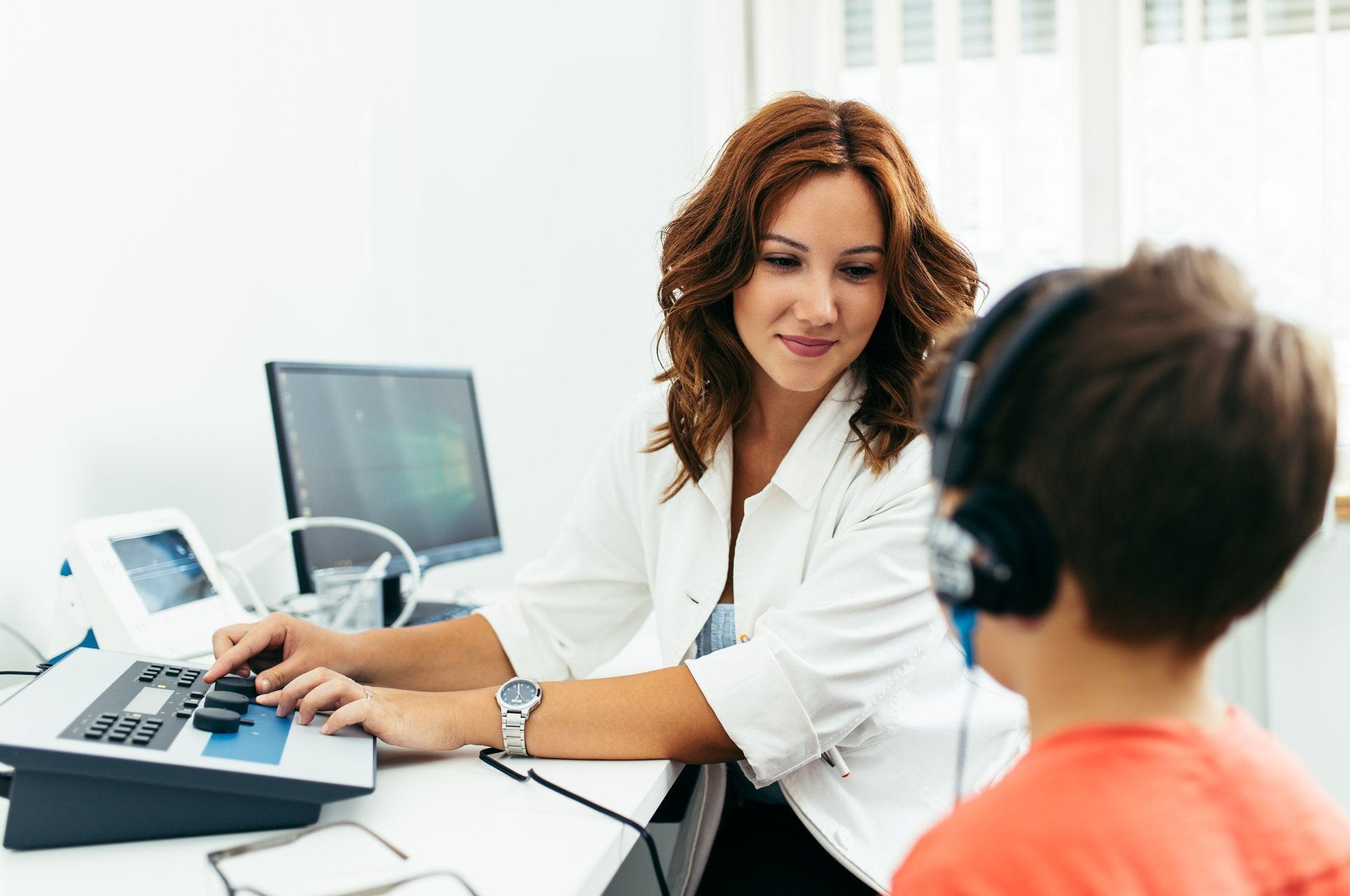 Mobile Hearing Testing