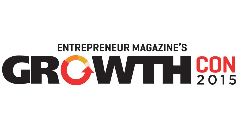 Join Entrepreneur at GrowthCon 2015 in Long Beach