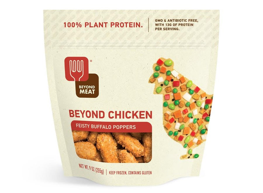 Beyond Meat's CEO Thinks Chicken Can Come From Plants
