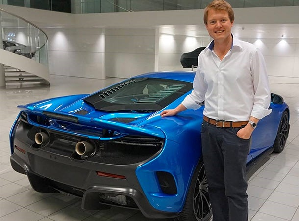 How to Get Paid Millions to Drive Your Dream 'Supercar' Supercar Blon Married on