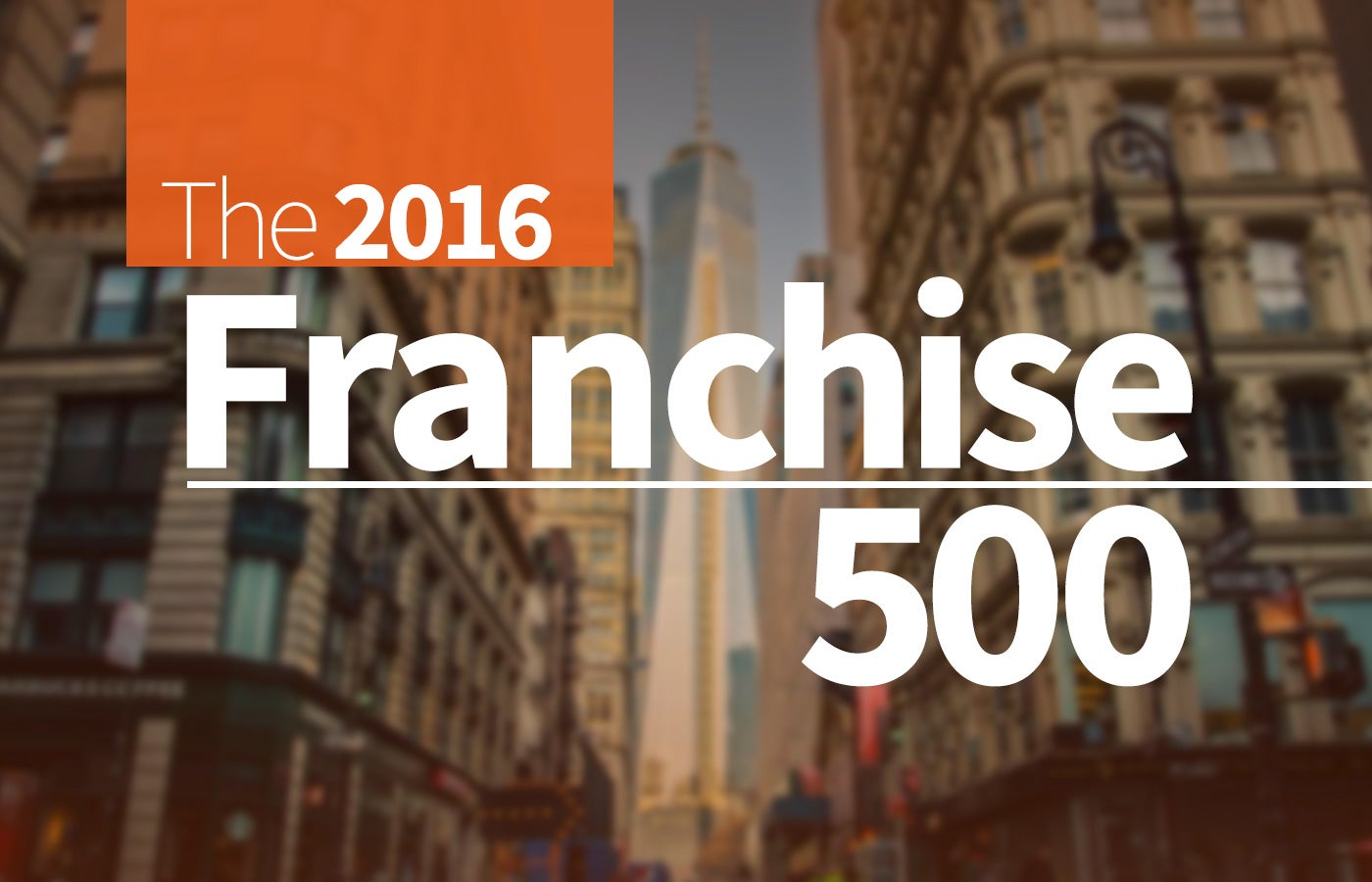 The Results Are In: Who Made Our Franchise 500 List?