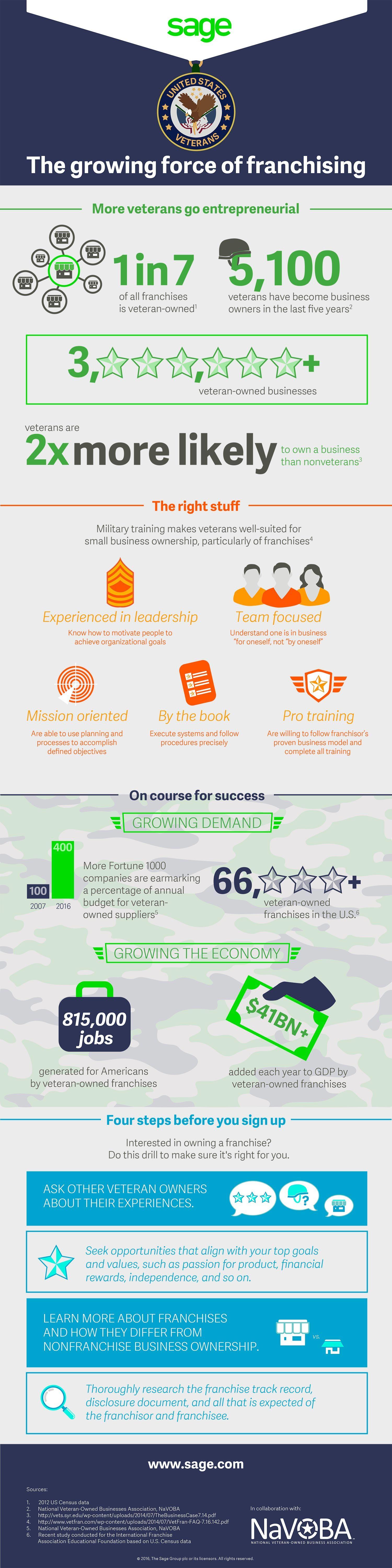 Veterans (Infographic)