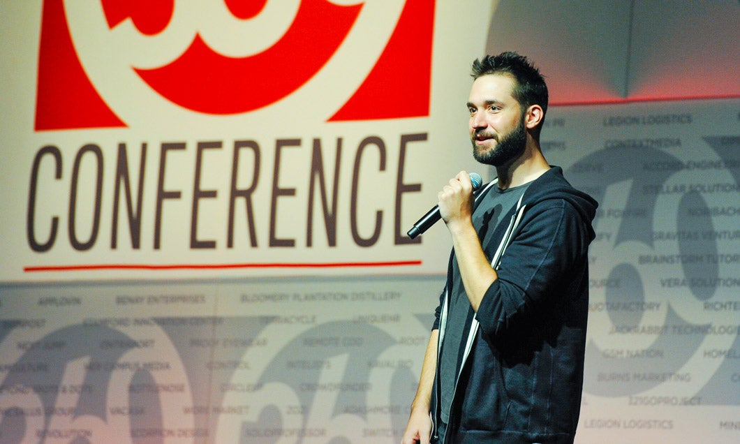 E360 2015 Keynote Speaker | Alexis Ohanian, Co-Founder of Reddit