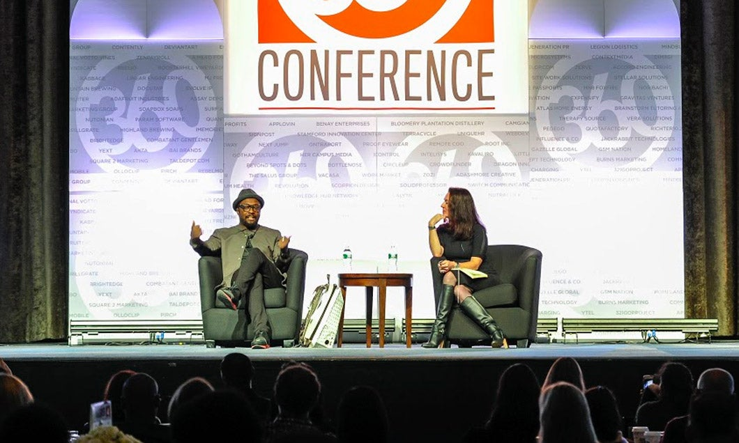 E360 2015 Live Q&A | Entrepreneur's Amy Cosper & Global Music Artist, will.i.am