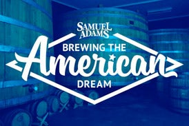 Samuel Adams Brewing the American Dream Partners with Entrepreneur to Host the Pitch Room Wild Card Competition!