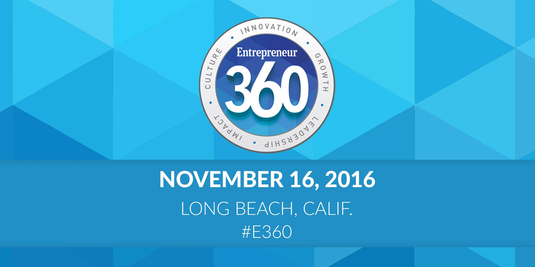 join entrepreneur in long beach nov 16 for our 2nd annual