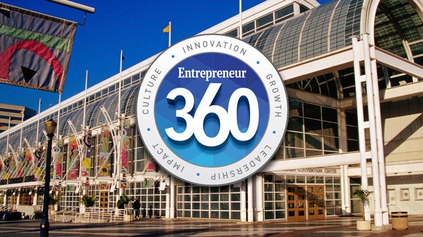 Entrepreneur 360™ Livestream