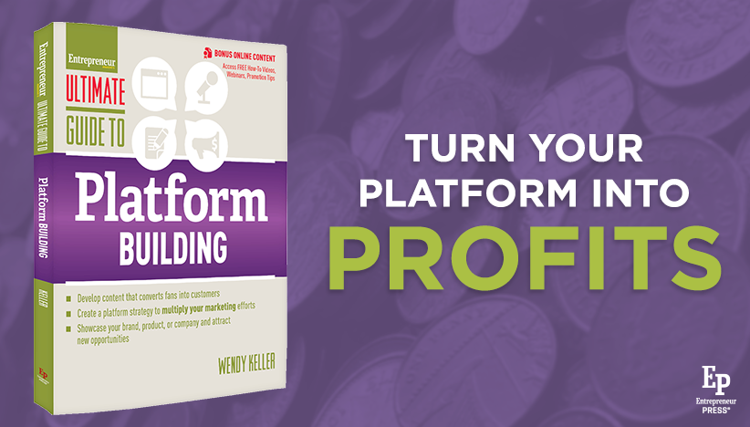 Featured Book: Ultimate Guide to Platform Building by Wendy Keller
