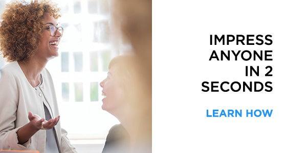 Impress Anyone in 2 Seconds - Learn How