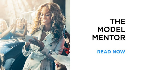 The Model Mentor - Discover Now