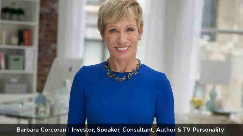 Live with Barbara Corcoran