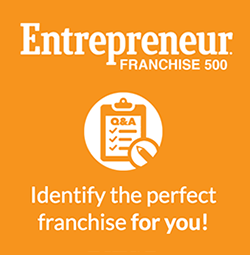 Find the right franchise for you
