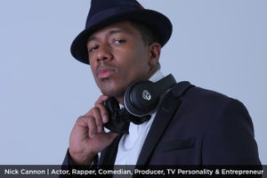 Get Inspired with Nick Cannon