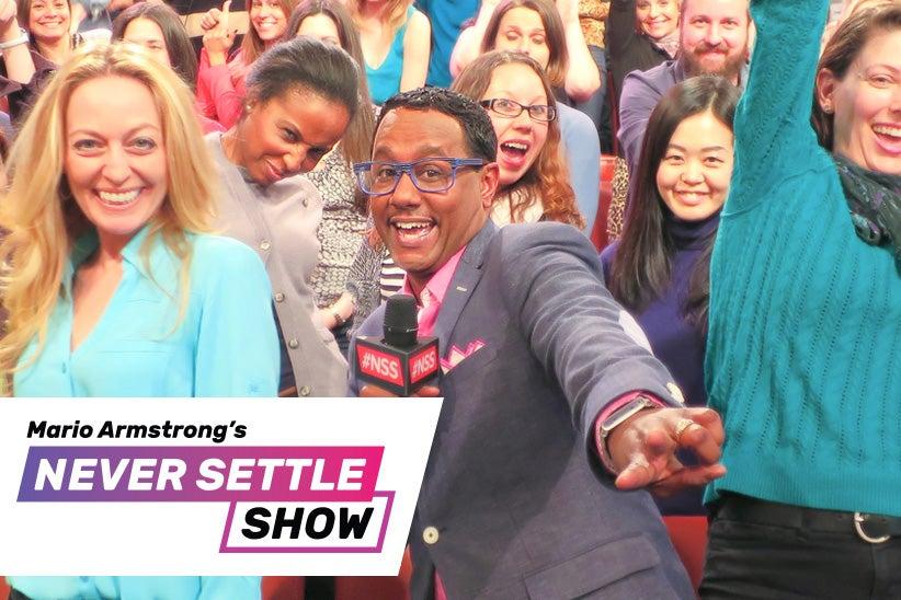 Never Settle Show Live Premiere | April 5