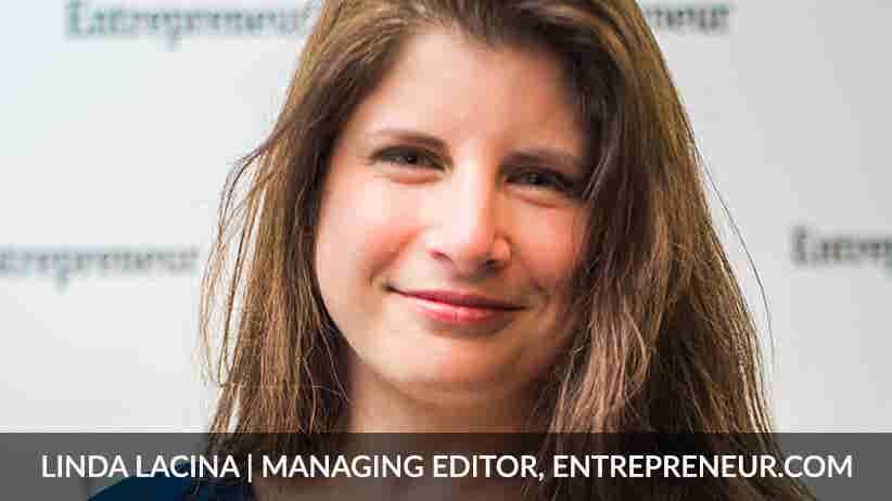 Ask Entrepreneur with Linda Lacina