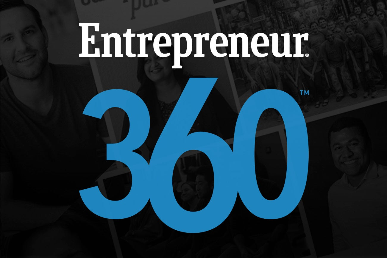 Apply Now for the Entrepreneur 360™ List