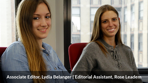Ask Entrepreneur with Lydia Belanger and Rose Leadem