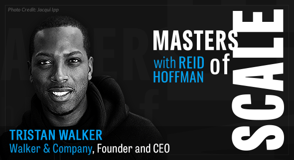 Masters of Scale with Walker & Company's CEO