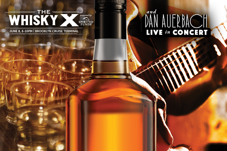 Buy Your VIP Ticket to This Summer's Biggest Whisky Event - June 8 in Brooklyn, NY