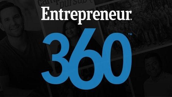 Apply Now for Entrepreneur 360™