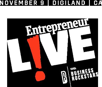 Entrepreneur Presents: Entrepreneur Live