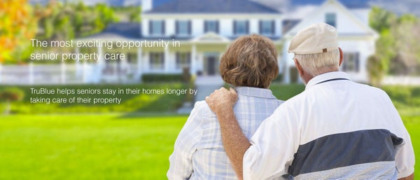 The most exciting opportunity in senior property care.