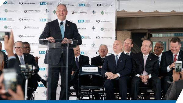 TECH TAKEOVER: Louisiana has Become a Substantial Hub for Digital Development