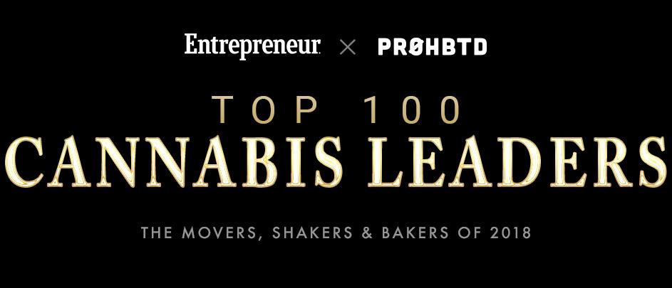 Top 100 Cannabis Leaders