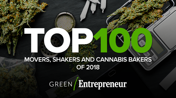 Applications Open for the Top 100 Cannabis Leaders List