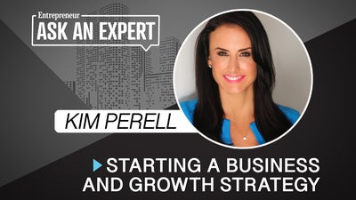 Book your session with expert Kim Perell