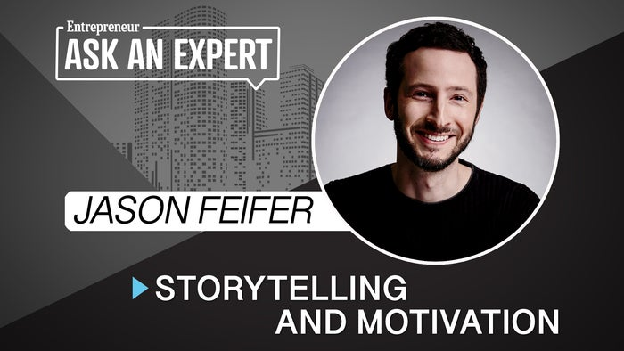 Book your session with expert Jason Feifer