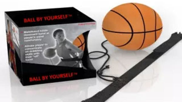 Ball By Yourself Basketball